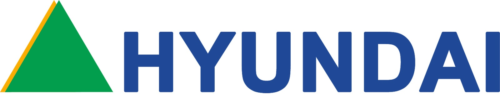 Hyundai Logo original construction company